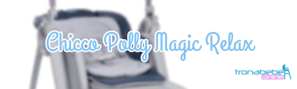 trona polly magic