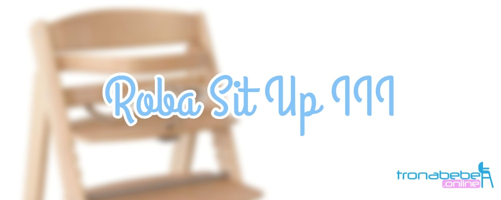 roba sit up III trona madera