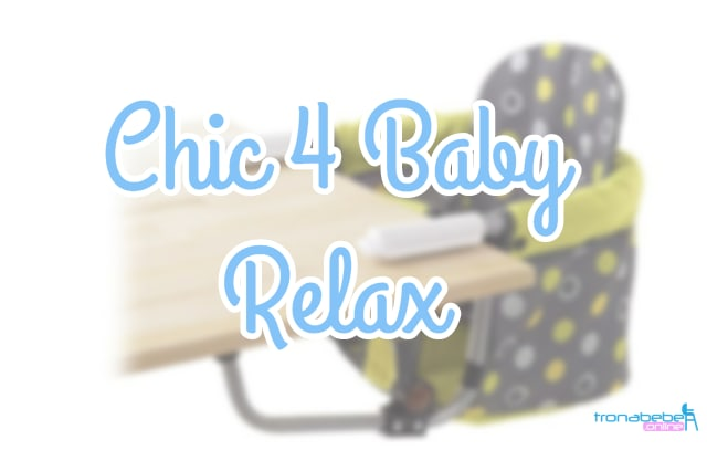 chic 4 baby relax